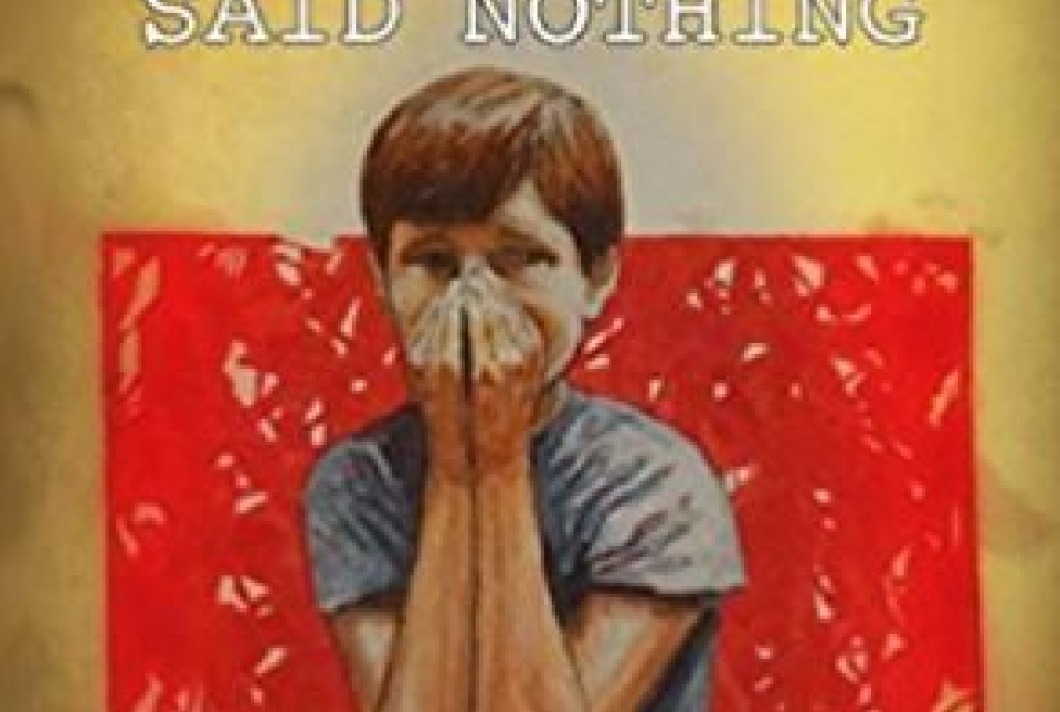 Picture of book cover for The Boy Who Said Nothing
